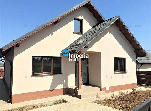 Casa individuala de vanzare in Iasi, Miroslava 3 cam - imaginea 1