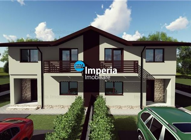 Duplex in zona Miroslava, zona centrala , Primarie - imaginea 1