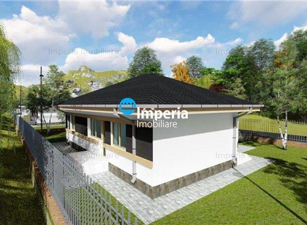 Casa individuala de vanzare in Iasi, zona Aroneanu - imaginea 1