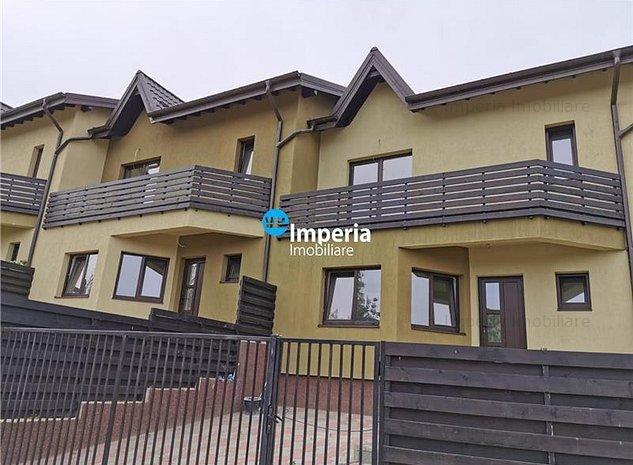 Casa insiruita de vanzare in zona Bucium - imaginea 1