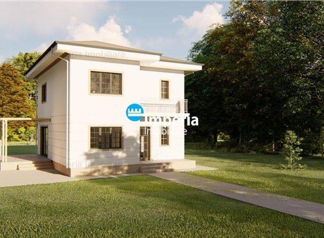 Casa individuala, de vanzare in Iasi 4 camere, Breazu-Padurea Marzesti - imaginea 1
