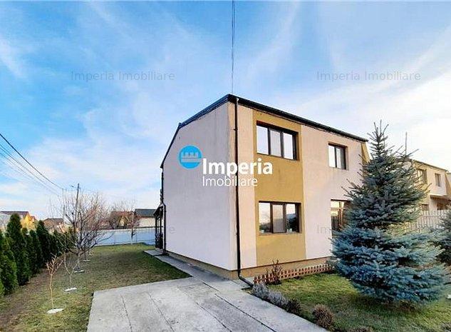 Casa 4 cam si 520 teren, mobilata, in zona Miroslava -CosoGaraj - imaginea 1