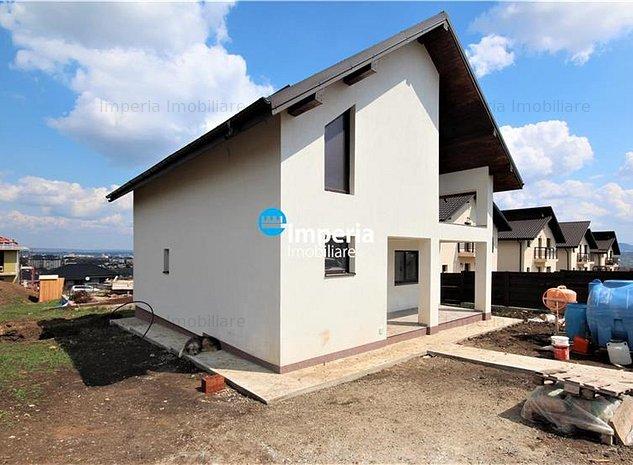 Casa P+E 4 cam 110 mu, 400 teren Valea Adanca - imaginea 1