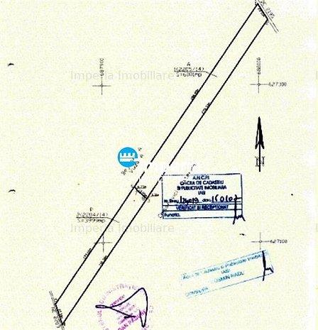 Teren de vanzare in Iasi, 10000mp zona Valea Ursului - imaginea 1