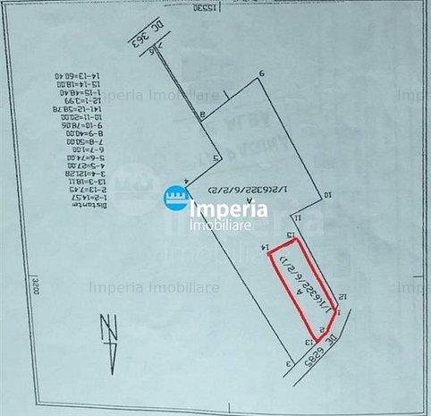 Teren 1000 mp Paun - imaginea 1