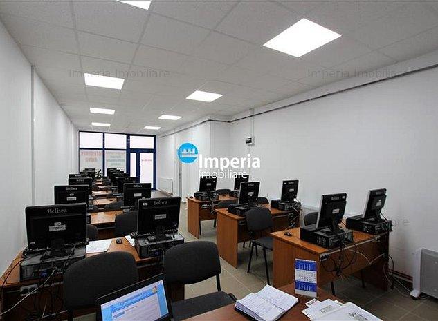 Spatiu comercial 117 mp, 2 intrari, vad pietonal zona CuG- Providenta - imaginea 1