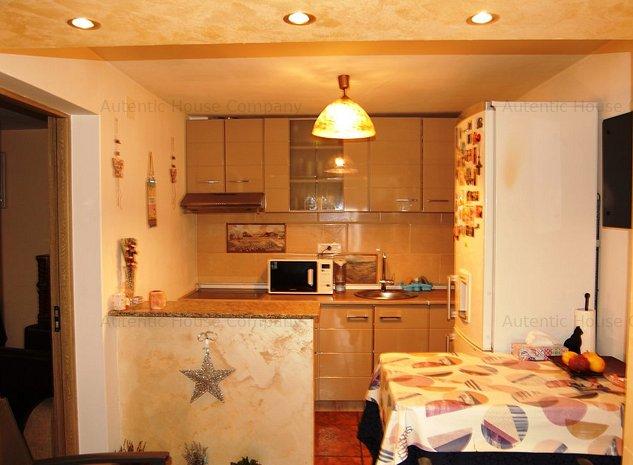 Coiciu - Casa 3 camere baie bucatarie, teren 176mp - imaginea 1