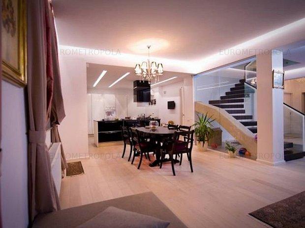Duplex exclusivist 7 camere - Primaverii - imaginea 1