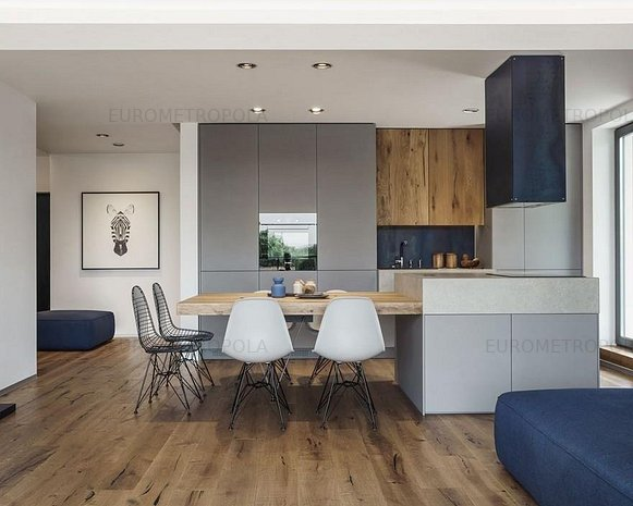 Apartament 4 camere Primaverii - imaginea 1
