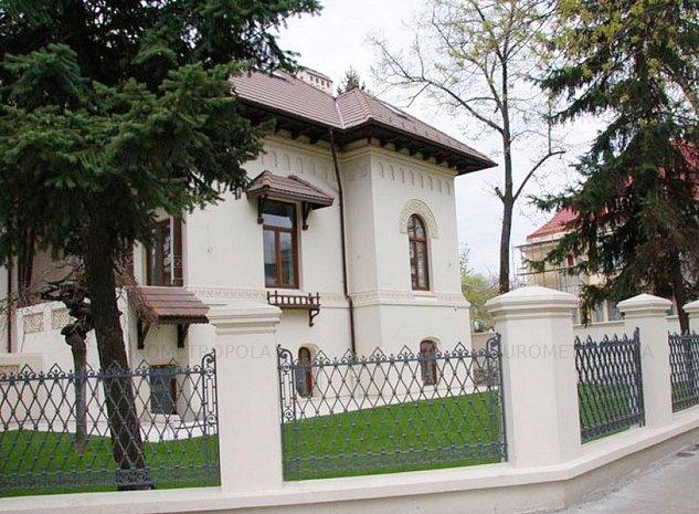 Vila deosebita Dorobanti Capitale - imaginea 1
