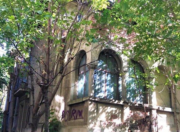 Casa cu teren generos Parc Floreasca - imaginea 1