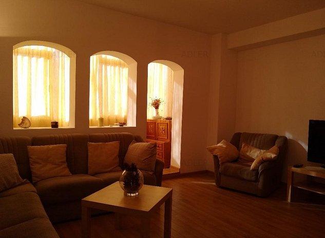 Apartament 3 camere, 2 bai, etaj 1, Cantacuzino - imaginea 1
