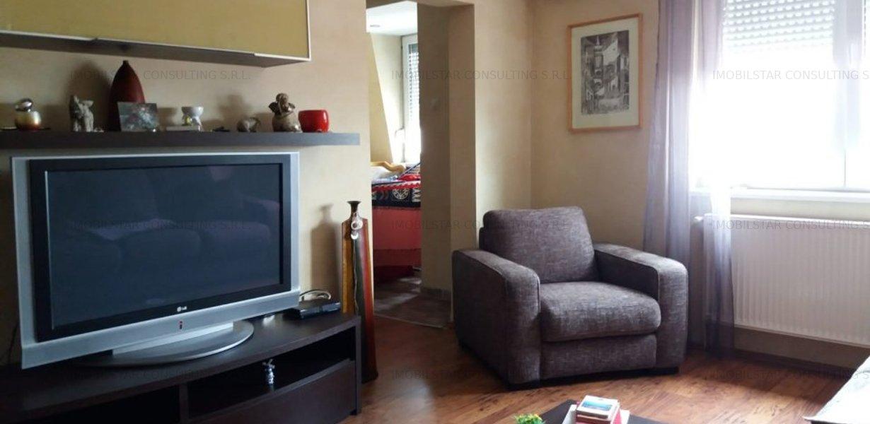 Imobilstar vinde apartament lux, utilat-mobilat - ultracentral - imaginea 8