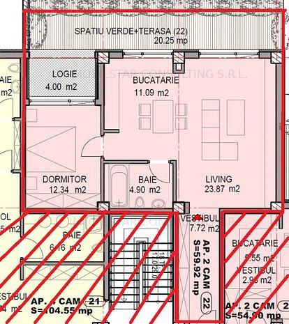Imobilstar vinde apartament nou in zona centrala - imaginea 1