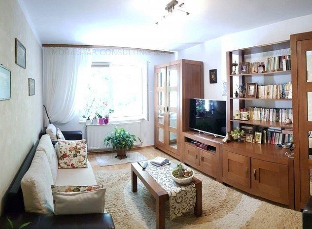 De vanzare apartament 3 camere , str Transilvaniei, zona EON - imaginea 1