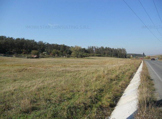 Imobilstar vinde 2 ha teren in Budiu la 5 min de Kaufland - imaginea 1