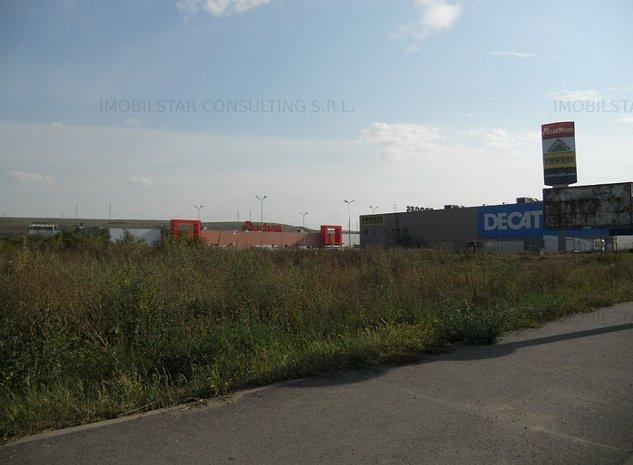 De vanzare 5 ha teren lipit de Auchan - imaginea 1