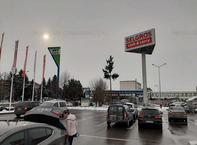 imobilstar vinde teren pentru centru comercial + birouri - imaginea 1