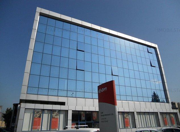 Imobilstar inchiriaza cladire de birouri clasa A 2000 mp - imaginea 1