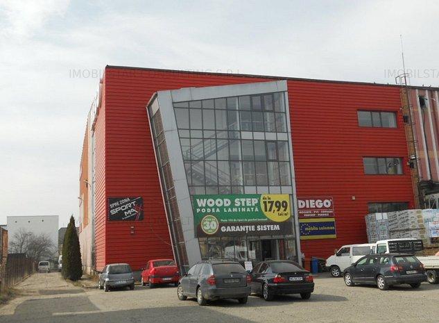 Imobilstar inchiriaza in zona Centrului Comercial Kaufland 1500 mp spatiu - imaginea 1