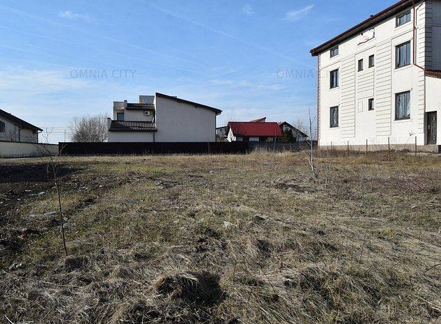 Omnia-Proprietati alese! 2 loturi de teren gata pentru constructie! - imaginea 1