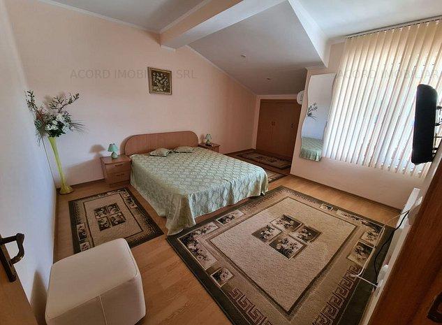 Apartament 4 Camere, 90mp Mobilat Lux, Terasa, Zona Dacia - imaginea 1