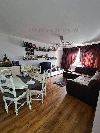 Apartament 3 camere decomandat Anda - imaginea 1