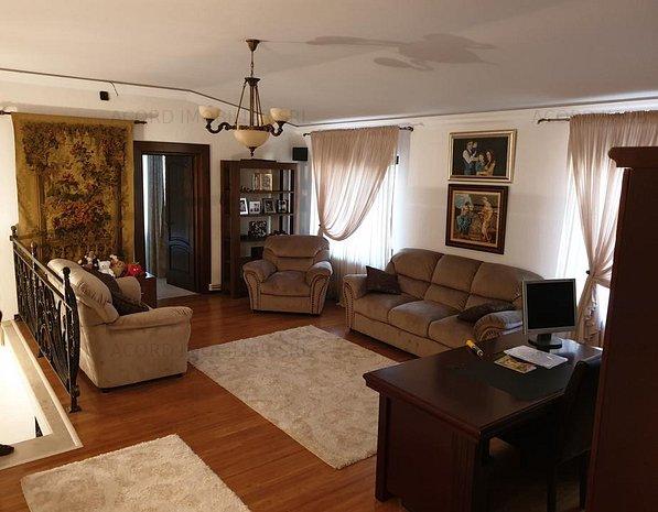 Casa / Vila cu 5 camere de inchiriat in zona Tomis II - imaginea 1
