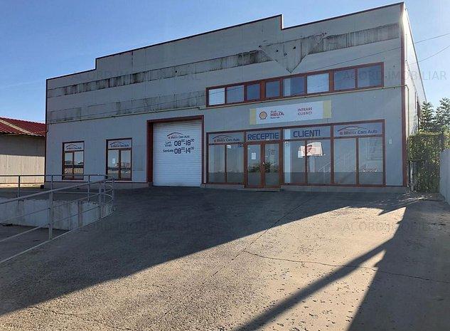 Hala de 1100 mp de inchiriat in zona Carrefour - imaginea 1
