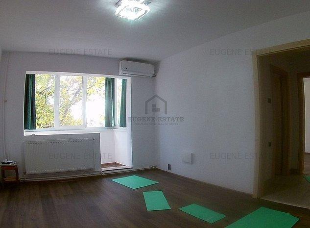 Medicina, 2 camere, renovat, etaj intermediar - imaginea 1