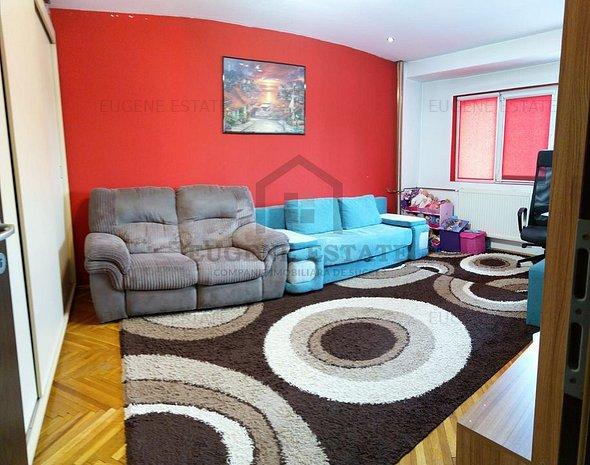 Apartament 3 camere, confort 1, zona Torontalului - imaginea 1