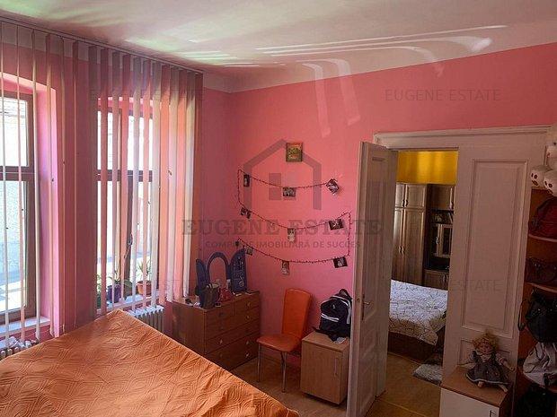 Apartament 3 camere, mobilat - utilat, zona Balcescu - imaginea 1
