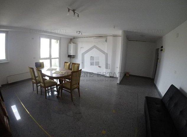 Liviu Rebreanu, 3 camere, prima inchiriere, centrala termica - imaginea 1