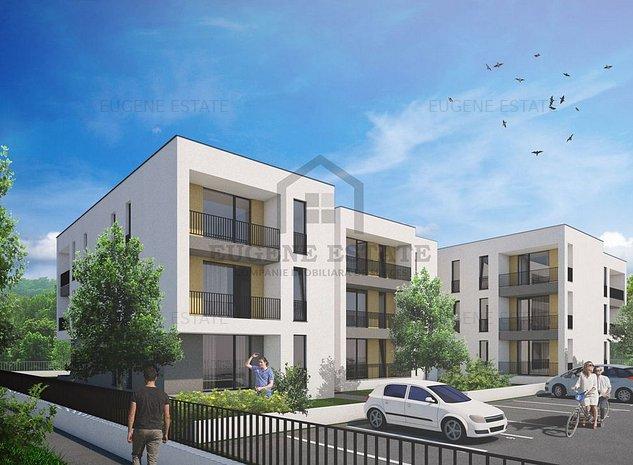 Apartament 2 camere, prima vanzare, constructie 2019, zona Bucovina - imaginea 1