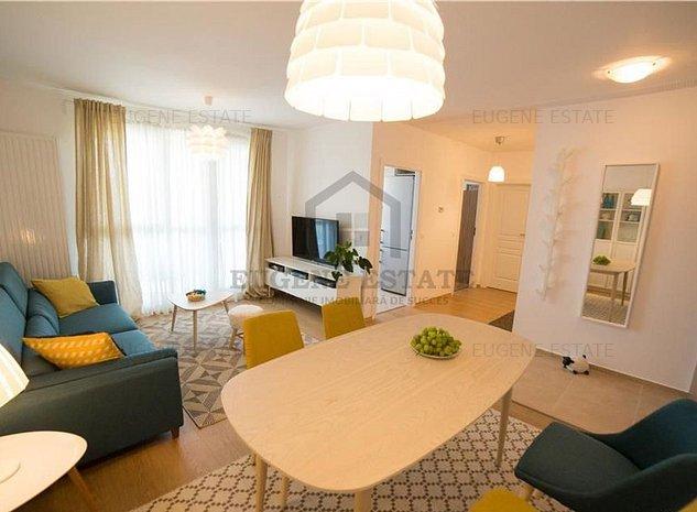 Apartament de lux, spatios si cu vedere spre padure - imaginea 1