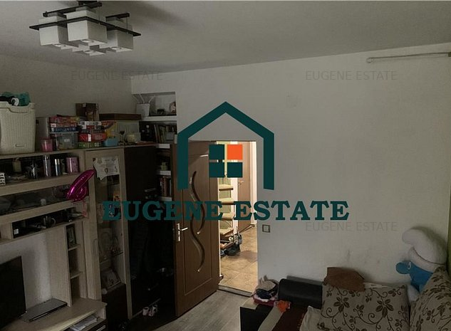 Apartament 3 camere casa curte comuna 80 mp zona Timocului Saguna - imaginea 1