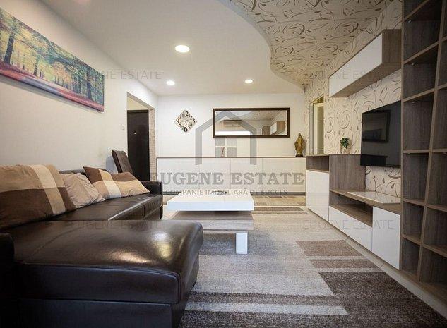 Apartament de lux cu 3 camere, etajul 2/4, zona Kiriac - imaginea 1