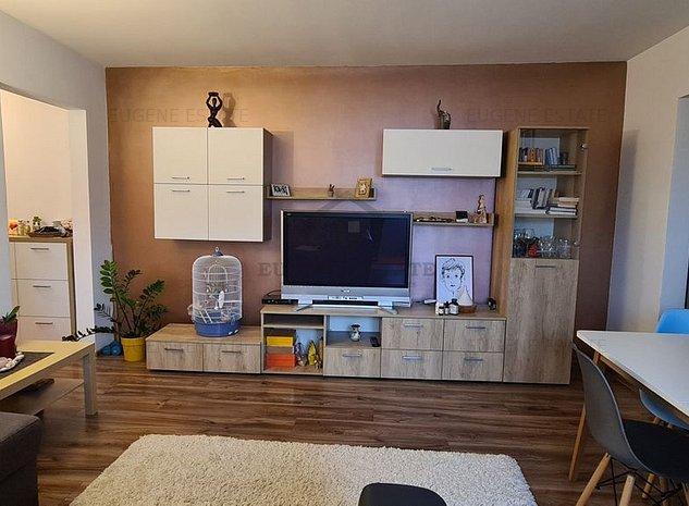 Calea Aradului - Piata Verde, apartament 3 camere - imaginea 1