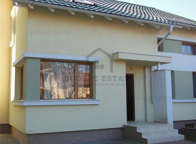 Vila cu teren generos in Timisoara, zona Crisan - imaginea 1