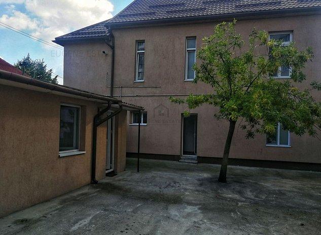 Casa cu 3 apartamente, 8 camere, 3 bai, Piata Doina - imaginea 1