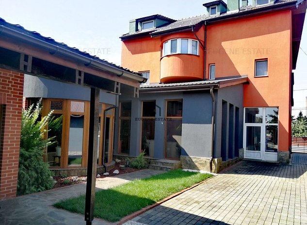 Casa 10 camere, 6 bai, 2 etaje, Chisoda - imaginea 1
