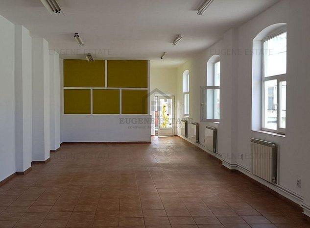 Spatiu comercial, 100 mp utili, etajul 1 - imaginea 1