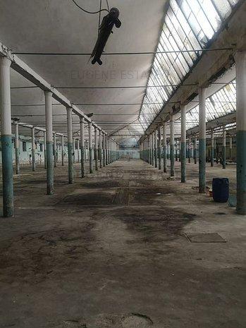 Hala cu posibilitate de compartimentare in zona Aradului - imaginea 1