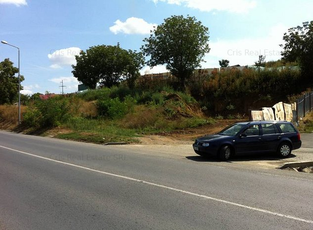 Teren pt. BENZINARIE, spalatorie auto-pe Calea Sighisoarei-Tg.Mures-PUZ aprobat - imaginea 1