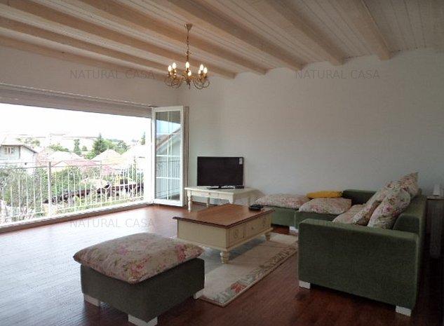 Penthouse Lux, la vila, Cl. Dumbravii, Parc Sub Arini - imaginea 1