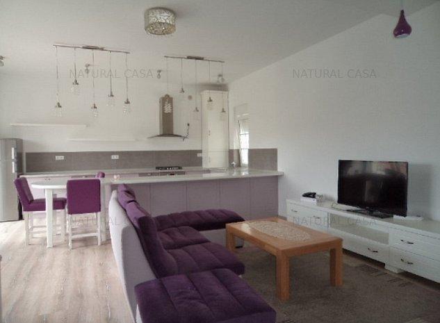 prtament 3 camere Modern, Cl. Dumbravii, Parc - imaginea 1