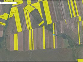 Licitaţie teren agricol, în Buzias, zona Exterior Nord