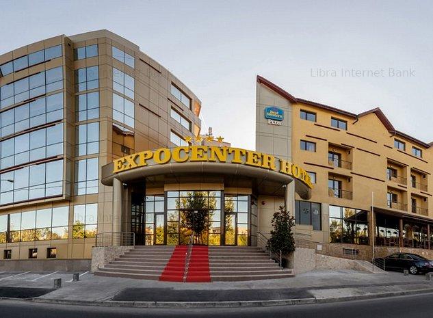 Vanzare hotel 4* Bucuresti - imaginea 1