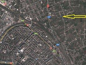 Licitaţie teren constructii, în Oradea, zona Oncea