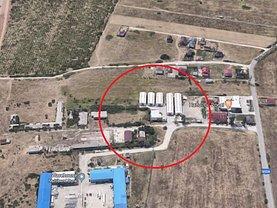 Vânzare spaţiu industrial în Carcea